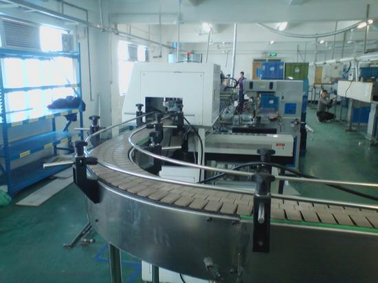 90 degree turning chain line