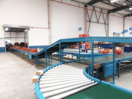 How to maintain the tray recycling line